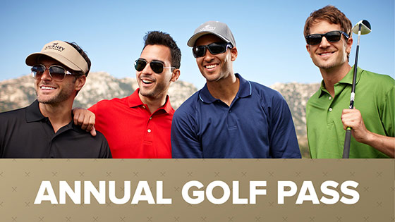 Annual Golf Pass