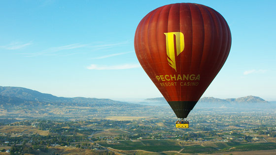 HOT-AIR BALLOON PACKAGE
