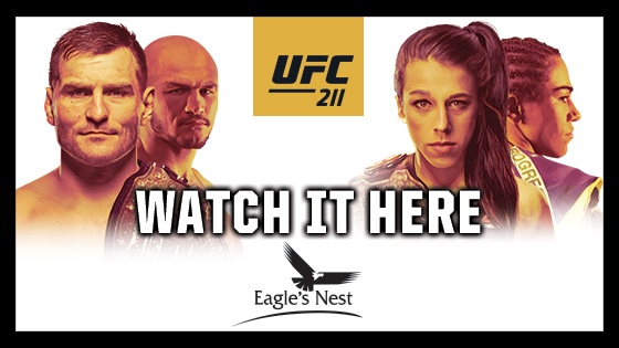 UFC 210 Watch It Here