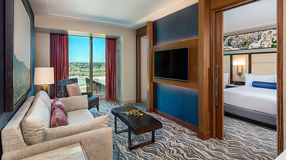 New Resort Junior Suite