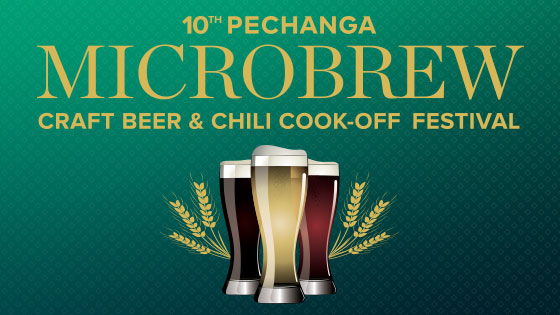 Pechanga 10th Annual Microwbrew, Craft Beer & Chili Cook-off