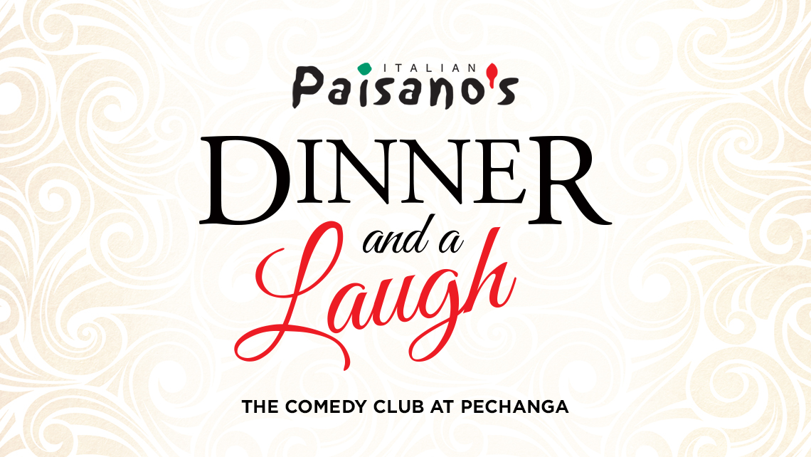 Dinner and a Laugh