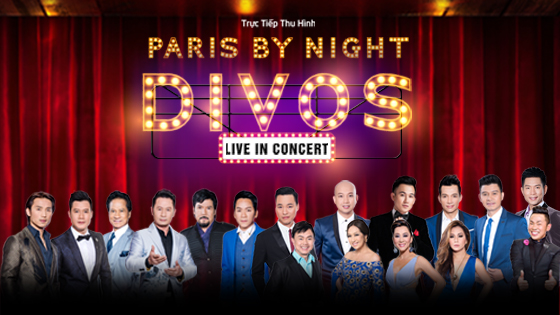 Paris By Night Divos - Live In Concert