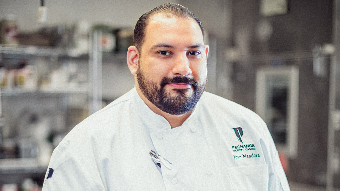 Chef Jose Mendoza