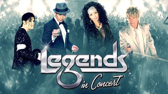 Legends in Concert – Direct from Las Vegas