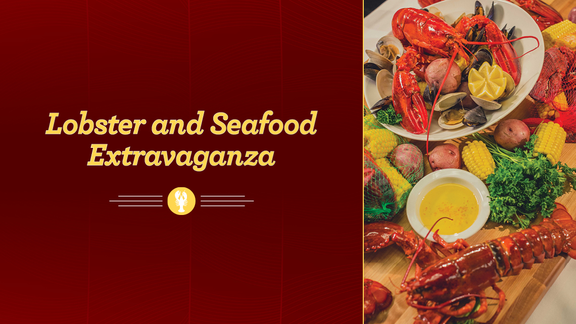 Lobster and Seafood Extravaganza