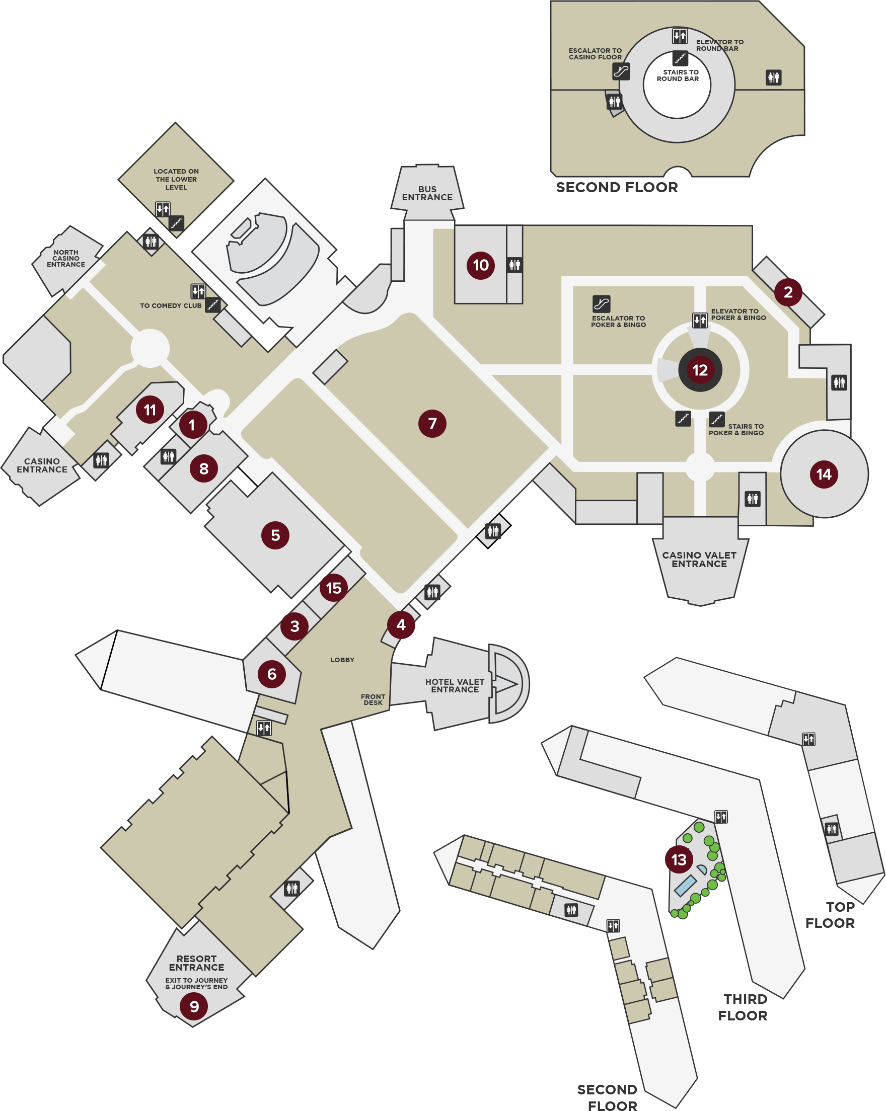 Pechanga hotel and casino address which casino has the loosest slots in california