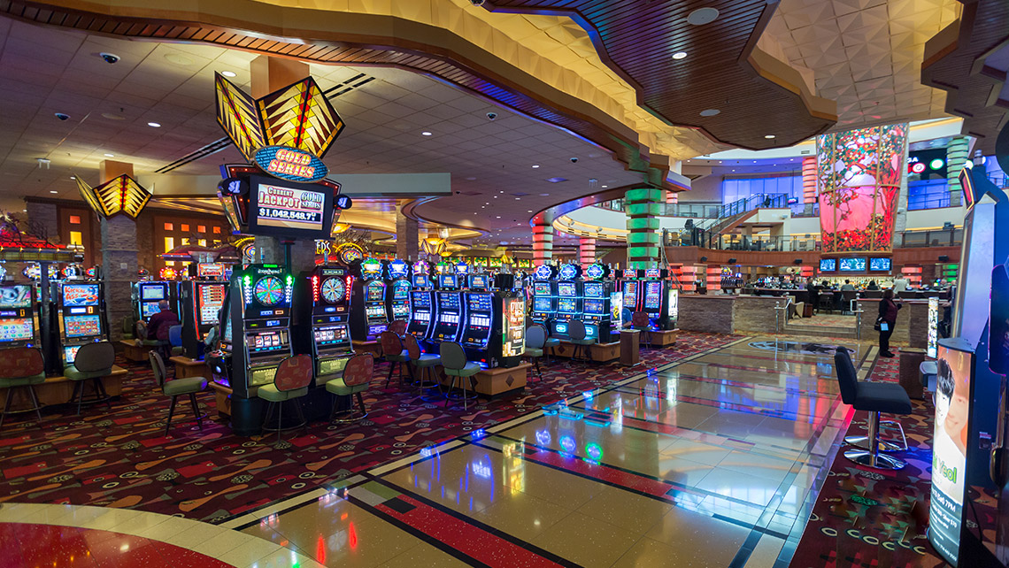 STATIC TEXT Largest Casino Floor