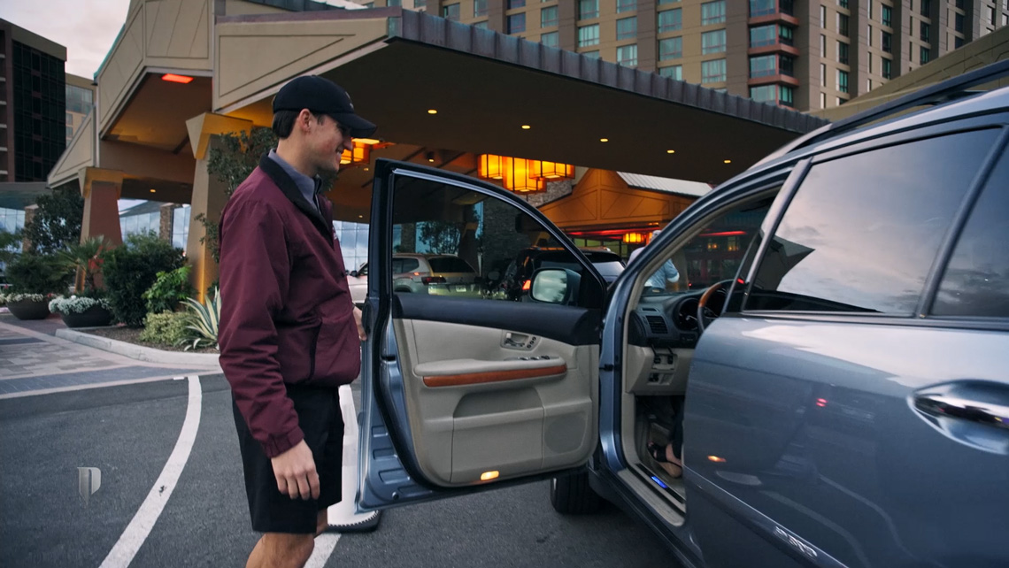 Day in the Life as a Valet at Pechanga Resort & Casino