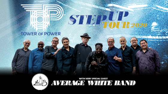 Tower of Power - RESCHEDULED