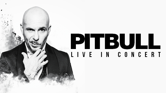 Pitbull - RESCHEDULED