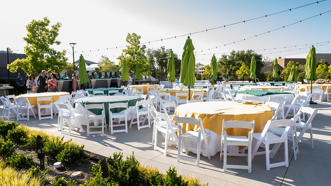 Outdoor events at Pechanga
